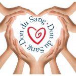 Don du Sang EFS – vendredi 14 février 2020 de 15h00 à 19h30 au Bastidon – Alleins