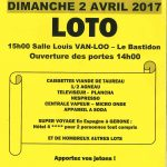 LOTO – Club Taurin Paul Ricard Alleins – dimanche 02 avril 2017