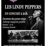 Soirée Lindy Peppers – Samedi 27 mai 20h30 au Bastidon