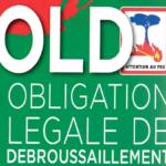 Obligations légales de débroussaillement  Réunion Publique jeudi 11 mai 2017 à 18h00