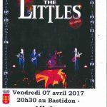 Soirée Beatles avec le groupe Les Littles – vendredi 07 avril 2017 à 20h30 au Bastidon