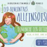 1ere éco-rencontres Alleinsoises organisées par le CADE – dimanche 1er octobre au Couvent