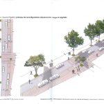 Travaux – requalification des Espaces Publics au centre du village – du 11 mars au 25 juillet 2019