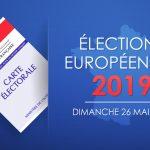 Elections Européennes du 26 mai 2019