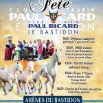 Fête du Club Taurin Paul Ricard – Samedi 8 juin 2019