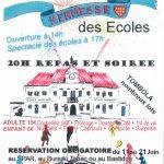 Association des Parents d'élèves – Kermesse des Ecoles – Samedi 29 juin 2019