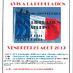 Libération Alleins – vendredi 23 août 2019
