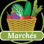 Marché Hebdomadaire – Tous les mardis de 6h30 à 13h00 – Place de la République