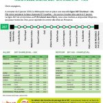 Transport : nouvelle ligne 287 Charleval – Aix