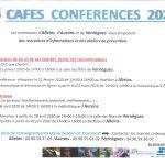 Cafés Conférences 2020 – Alleins – Aurons – Vernègues – Un projet mutualisé contre l'isolement