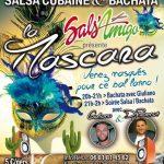 Soirée Salsa Cubaine & Bachata – samedi 7 mars 2020