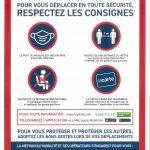INFORMATIONS – Métropole Aix-Marseille-Provence – Collecte déchets / transport au 11/05/2020