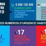 COVID-19 – La Gendarmerie Nationale vous informe :