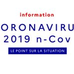 INFORMATION – COVID-19 – 15/12/2020