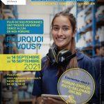 Forum emploi en ligne Transport Logistique et Grande Distribution du 14 au 16 septembre 2021