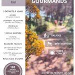 Les Sentiers Gourmands – samedi 02 octobre 2021