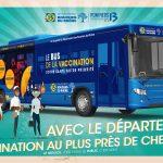 LE BUS DE LA VACCINATION DU DÉPARTEMENT À Alleins le mercredi 12 mai 2021